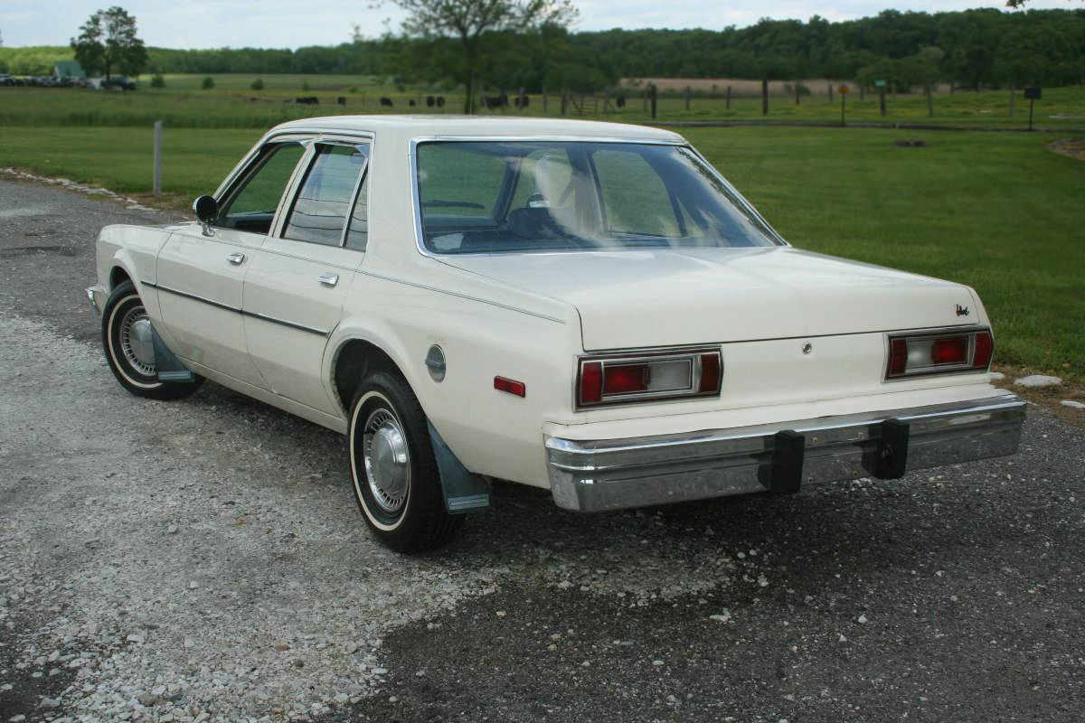 18,000 Miles! 1980 Plymouth Volare