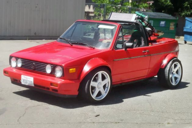 Rabid Rabbit: 1979 Volkswagen Rabbit Turbo