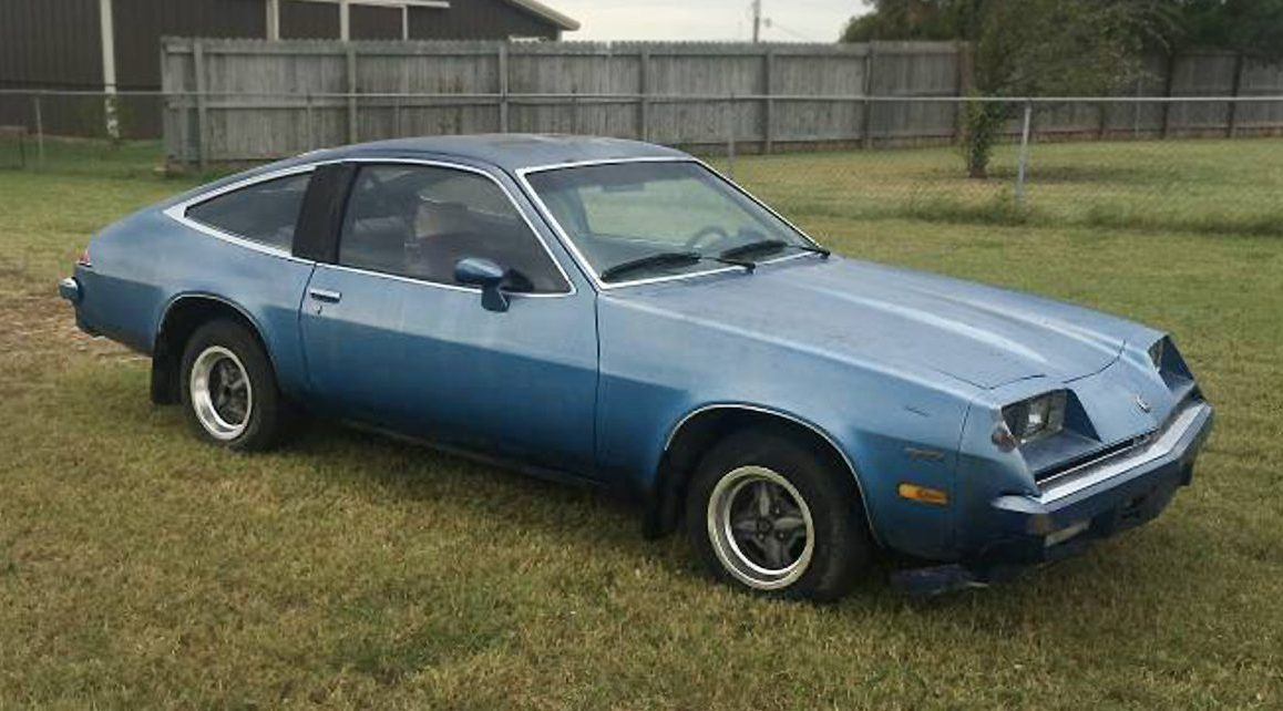 Car That Runs On Air >> Mini Muscle: 1978 Chevrolet Monza