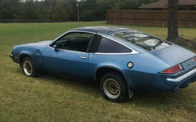 Mini Muscle 1978 Chevrolet Monza