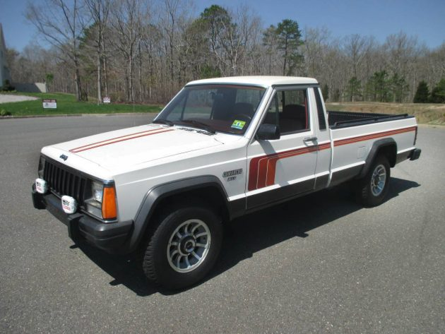 Rust Free 2wd 1986 Jeep Comanche Xls