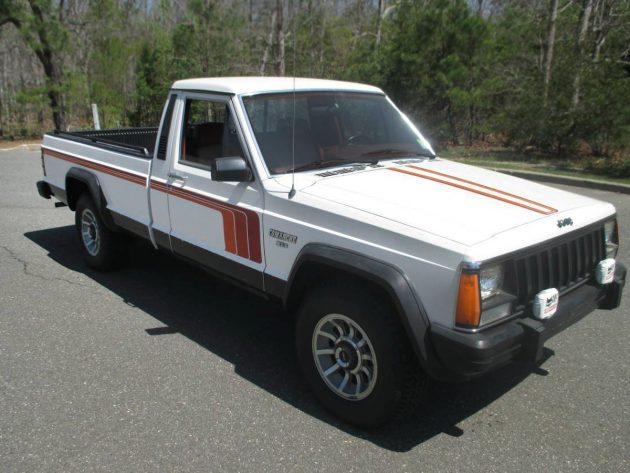 Rust Free 2wd 1986 Jeep Comanche Xls