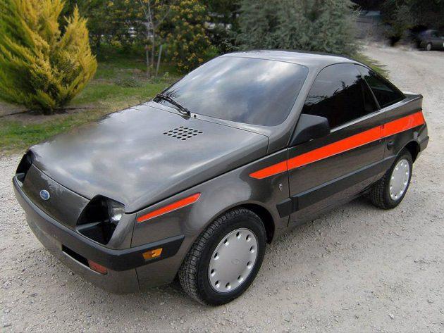 Cute Concept: 1982 Ford Ghia Shuttler