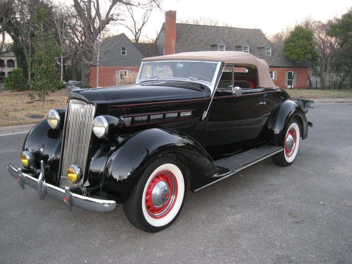 Https Www Hemmings Com Classifieds Cars For Sale Packard   Html