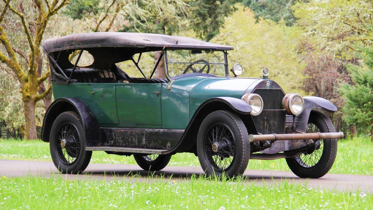 Amazingly Original: 1923 Stutz Speedway 4