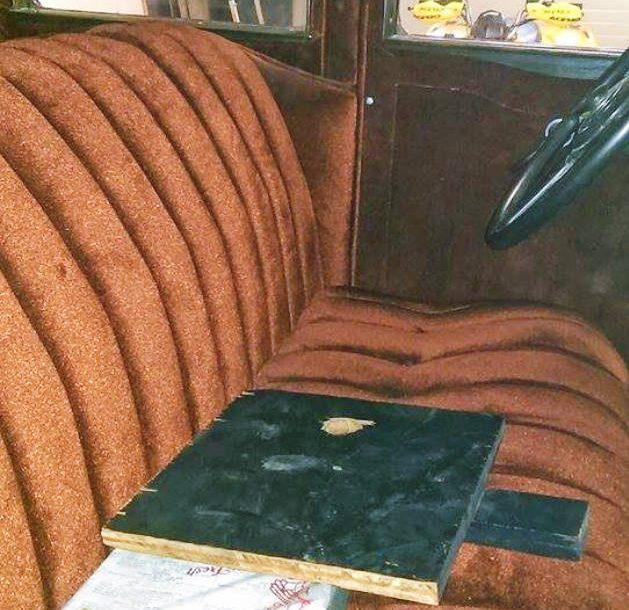 Older Restoration: 1929 Chrysler 75 Sedan