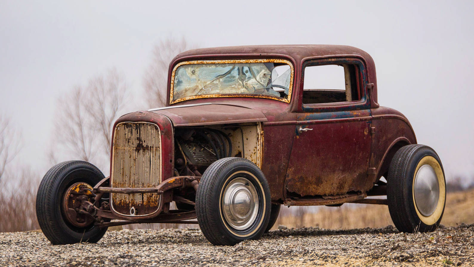 Ford Coupe Racer