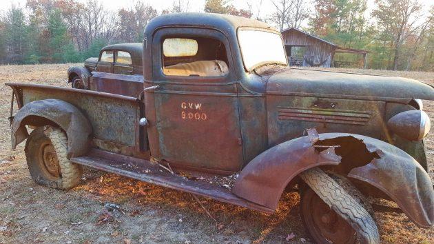 EXCLUSIVE: 1938 Chevrolet 3/4 Ton Truck