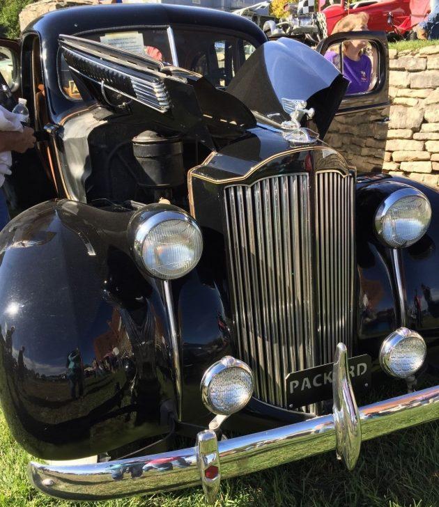 Two Owner 1939 Packard 110 Sedan
