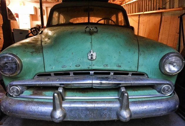 EXCLUSIVE: One Family 1952 Dodge Coronet