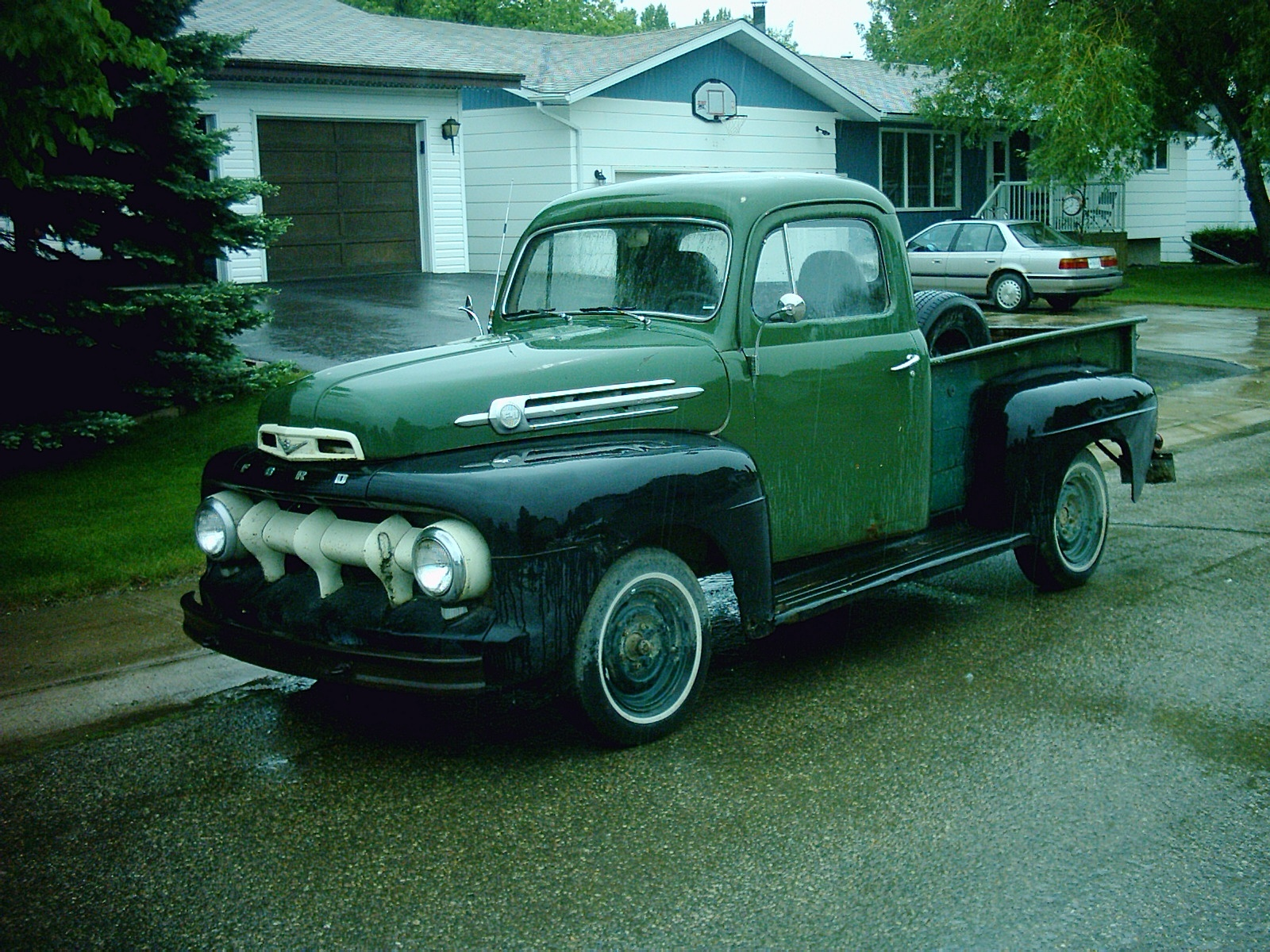 Out Of This World Pickup  1952 Mercury M1