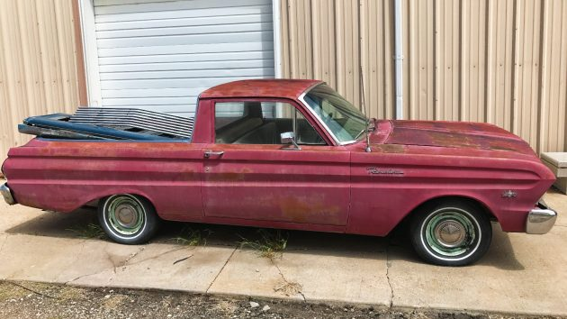 EXCLUSIVE: 1964 Ford Ranchero