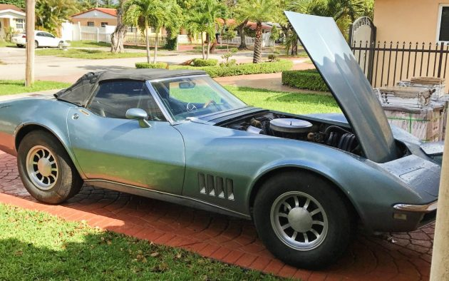 EXCLUSIVE: 1968 Corvette Convertible