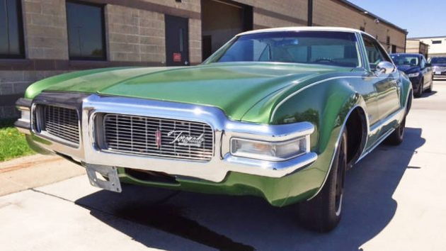 EXCLUSIVE: 1969 Oldsmobile Toronado