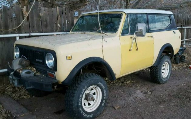 Could This International Scout Be Worth $7,500?