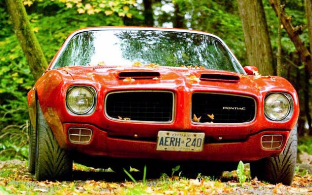 EXCLUSIVE: 1973 Pontiac Firebird