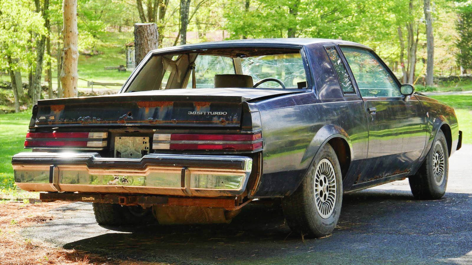 2017 Buick Grand National >> Project Or Parts Car? 1984 Buick Grand National
