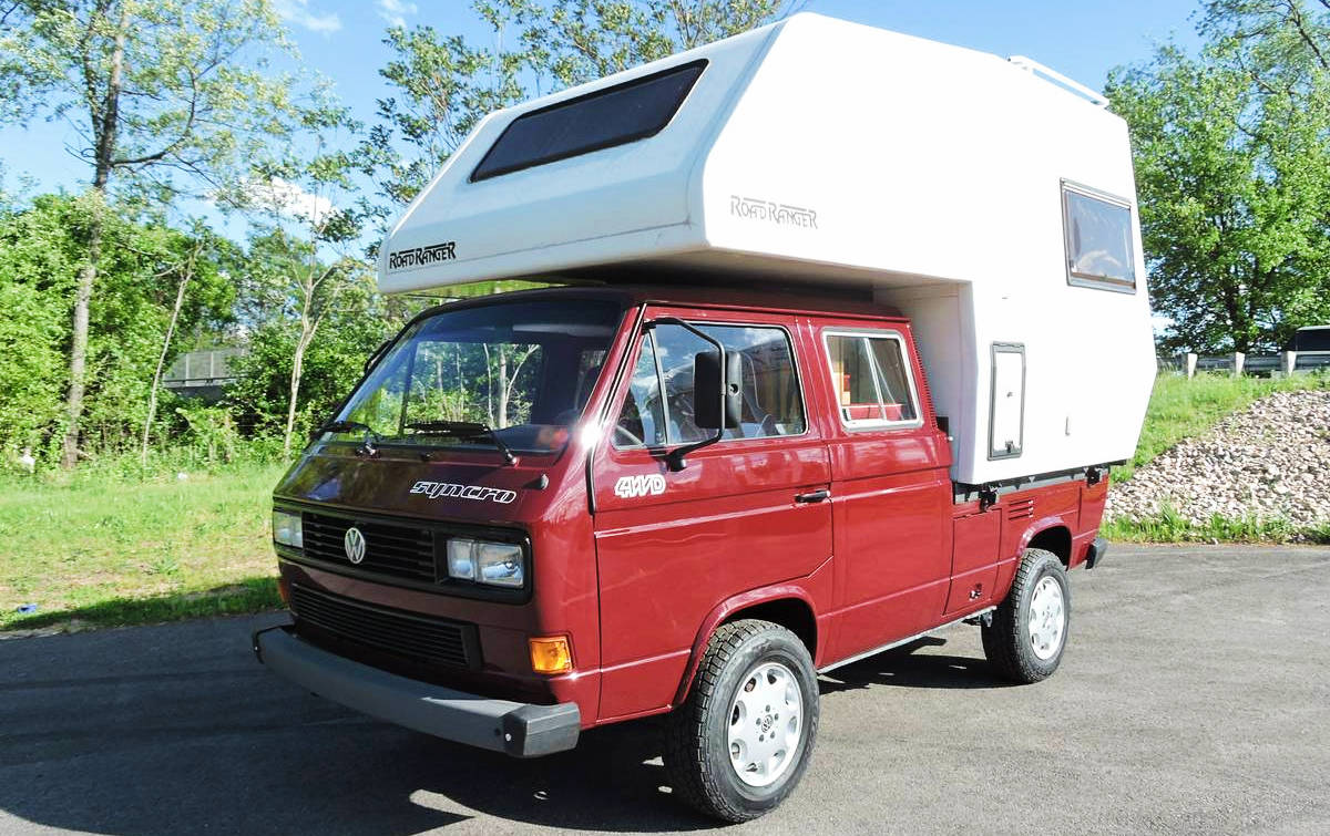 Yours for 89k 1990 vw transporter syncro publicscrutiny Images