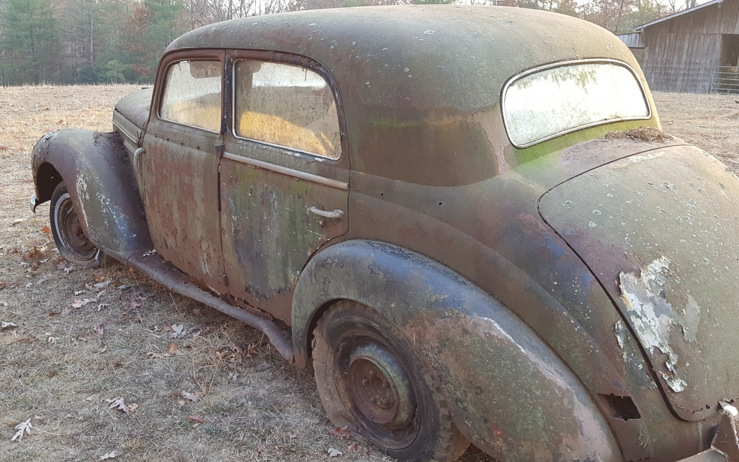 EXCLUSIVE: 1953 Mercedes 220 Project