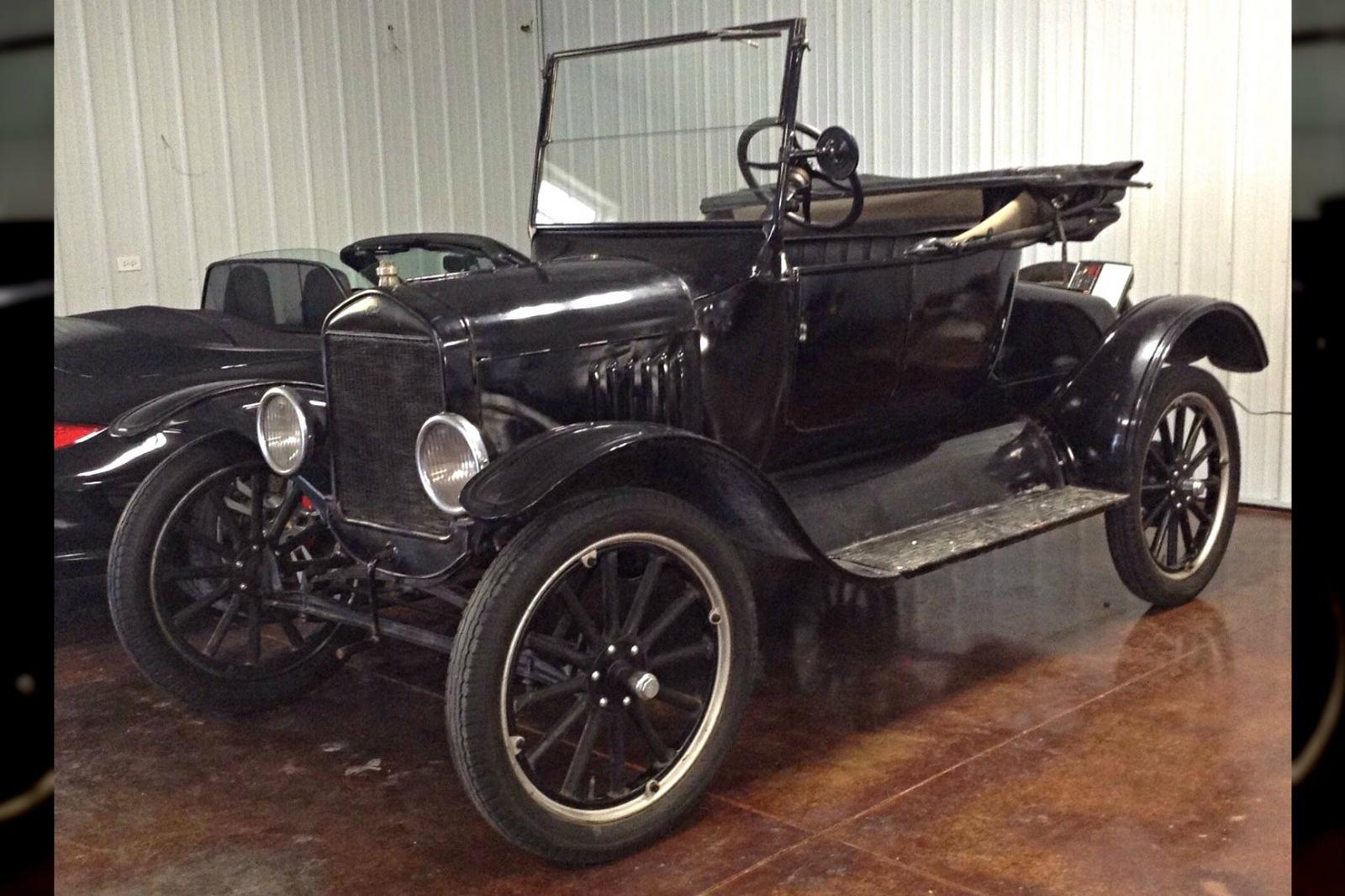 topless lizzy 1923 ford model t roadster. Black Bedroom Furniture Sets. Home Design Ideas