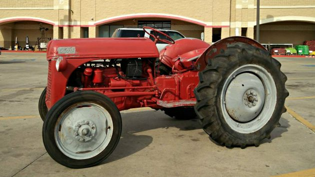 Ford Tractor 1500 Series : Postwar farmers dream ford n tractor