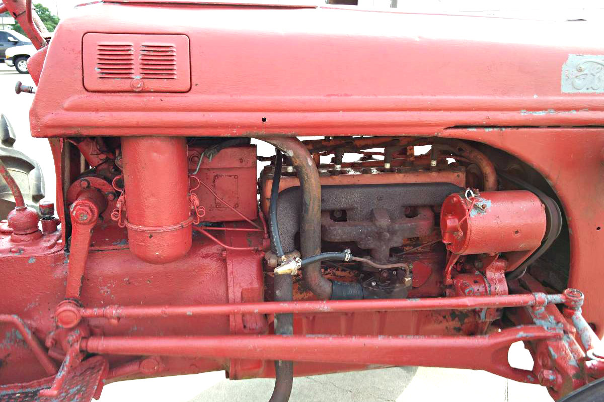 8n Ford Tractor Transmission : Postwar farmers dream ford n tractor