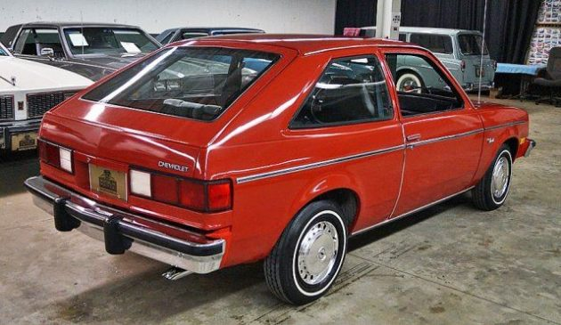 Sub-10,000 Miles, Revisited: 1980 Chevy Chevette