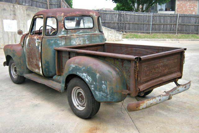 Build Your Own Patina 1954 Chevrolet Pickup