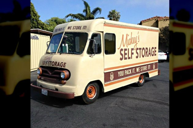 Restomod Delivery: 1961 Ford P100 Parcel Delivery