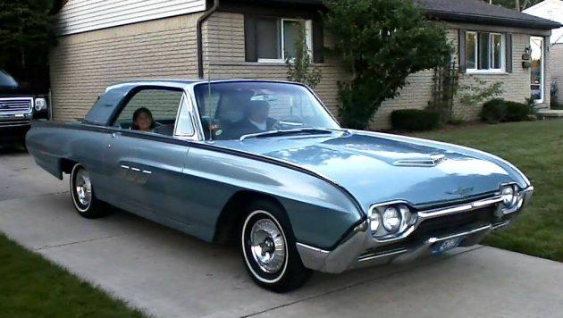 American Dream 1963 Ford Thunderbird
