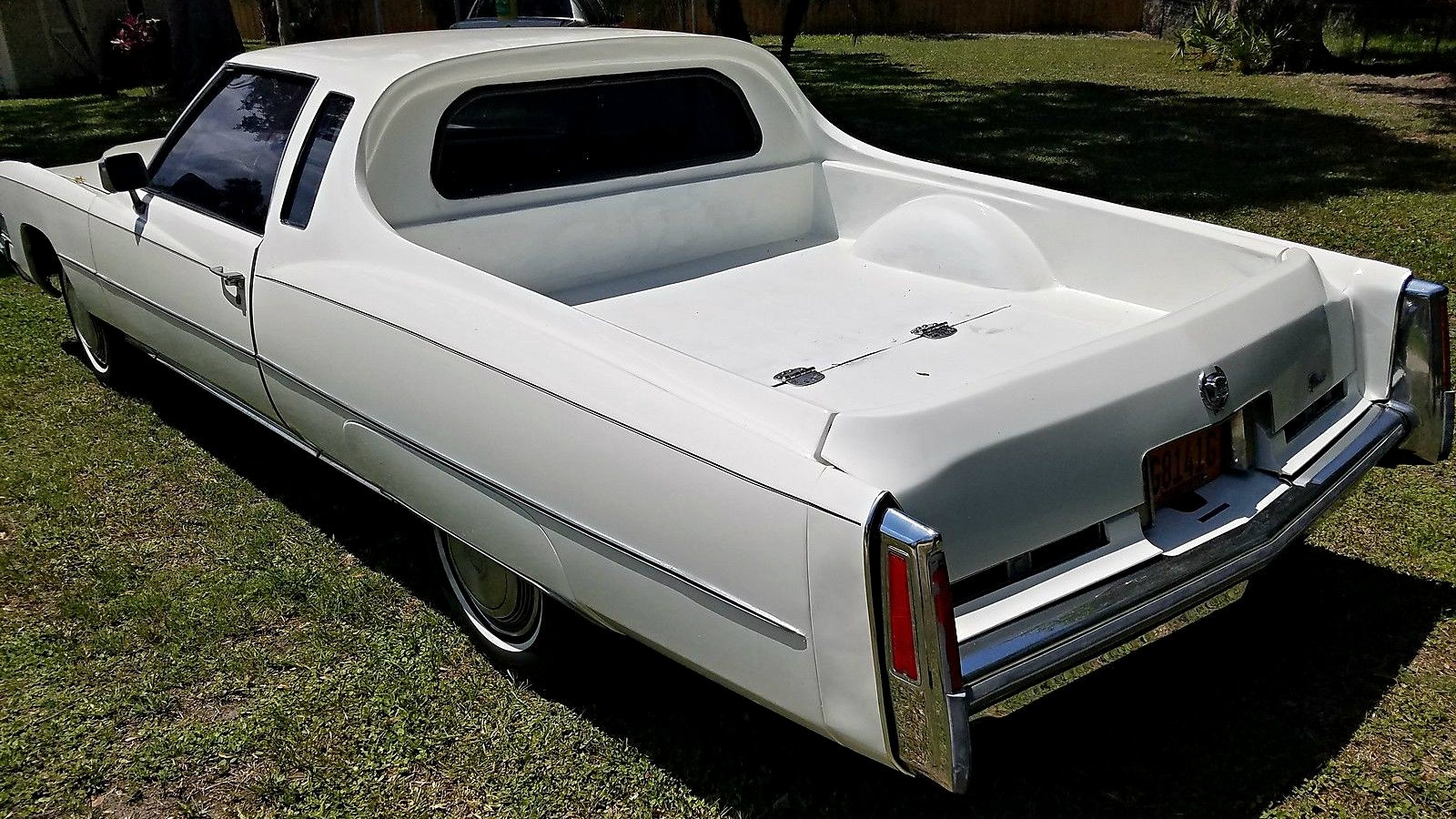 Eldo Camino 1974 Cadillac Eldorado