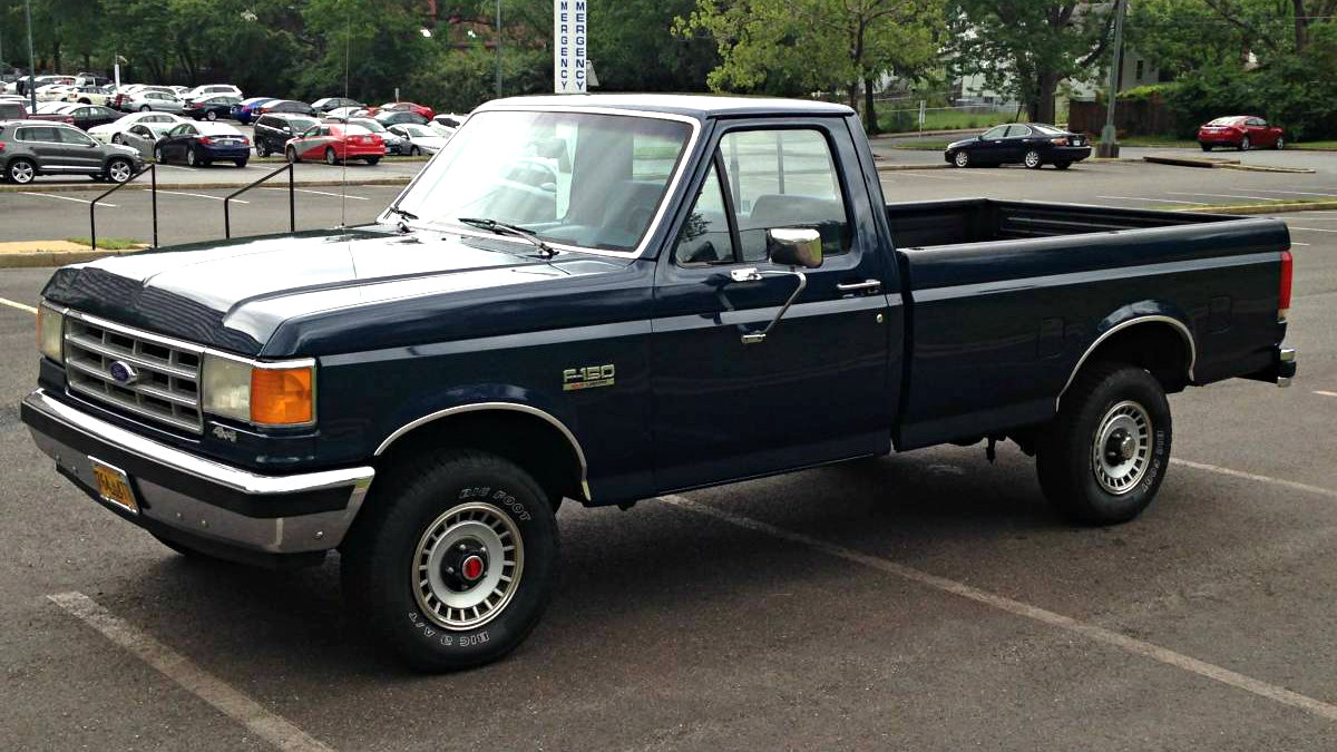 Low Mileage 8th Gen 1987 Ford F 150 Xlt Lariat