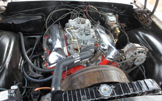 425hp V8 4 Speed 1963 Chevy Impala 409
