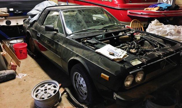 EXCLUSIVE: Pair Of 1982 Lancia Betas