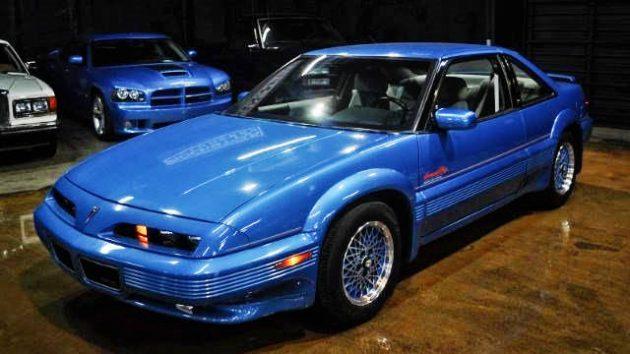 3 Wheel Car For Sale >> Petty Edition: Sub-10,000 Mile Pontiac Grand Prix