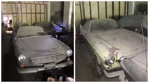 What A Pair! 1967 And 1969 Volvo 1800S Finds