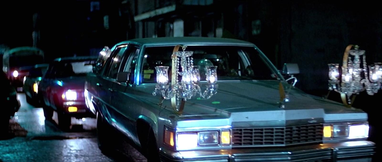 Wow 1985 Chrysler Executive Limousine