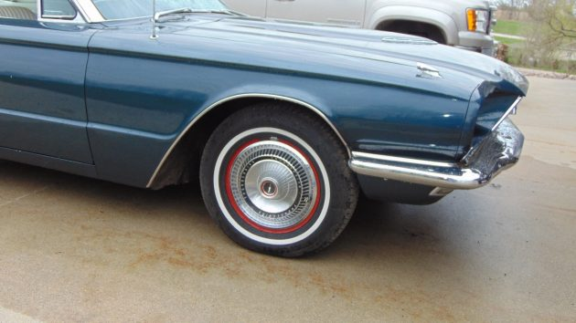 My Uncle S Dream 1966 Ford Thunderbird