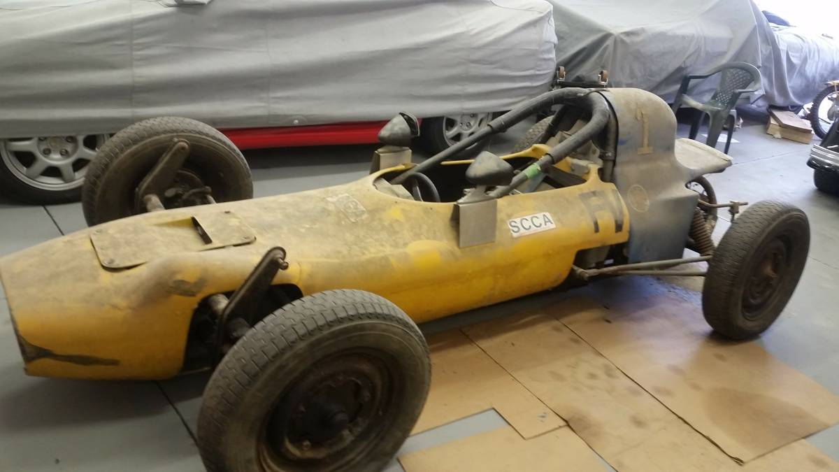 This One S A Real One Caldwell D13 Formula Vee