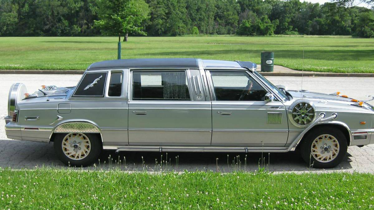 Wow! 1985 Chrysler Executive Limousine Chrysler Executive on chrysler new yorker, chrysler e-class, chrysler newport, chrysler valiant, chrysler airflow, chrysler saratoga, chrysler aspen, chrysler cordoba, chrysler airstream, chrysler lebaron, chrysler concorde, dodge st. regis, chrysler tc by maserati, chrysler 300 letter series, chrysler pt cruiser, chrysler imperial,