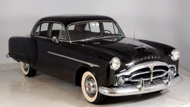 12,866 Mile Time Capsule: 1951 Packard 200 Deluxe