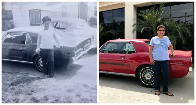 49 Years With Original Owner! 1968 Mustang California Special