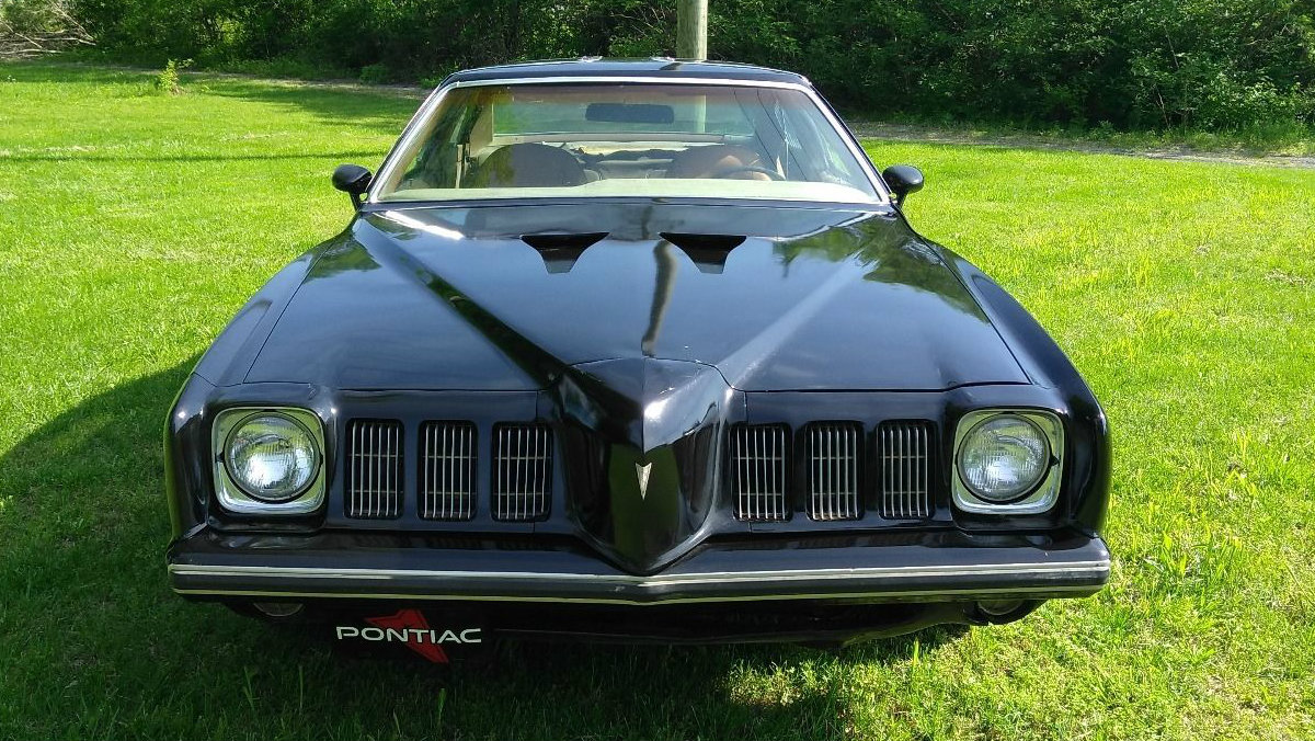 The Naca Ducts In Hood Are I Think Please Correct Me If M Wrong Actually From A 1973 Gto And Can Find No Reference To Them Ever Being Factory For