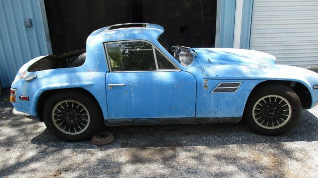 Off The Road Since 1985: 1971 TVR 2500
