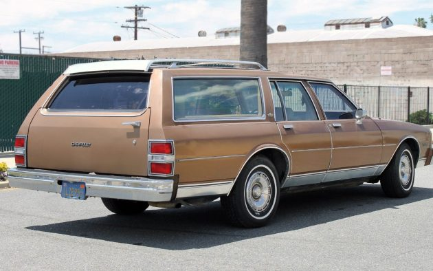 Barn Find: 1985 Chevrolet Caprice Wagon