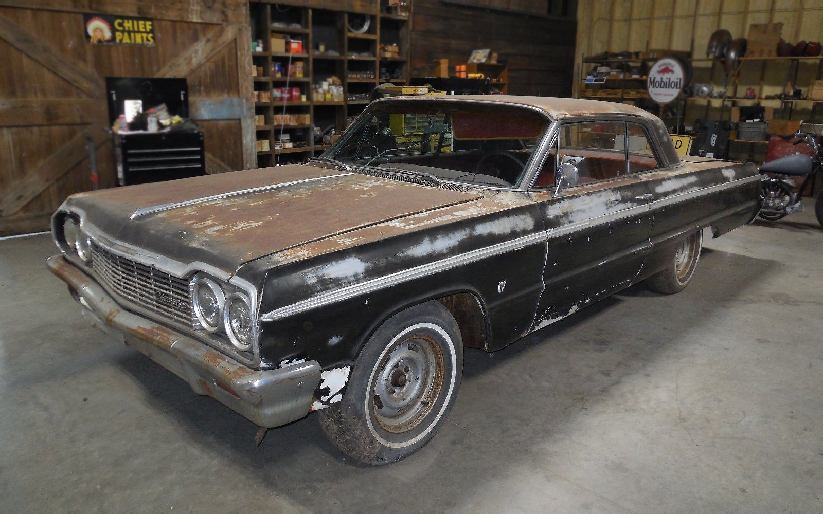 Missing Link 1964 Chevrolet Impala Ss