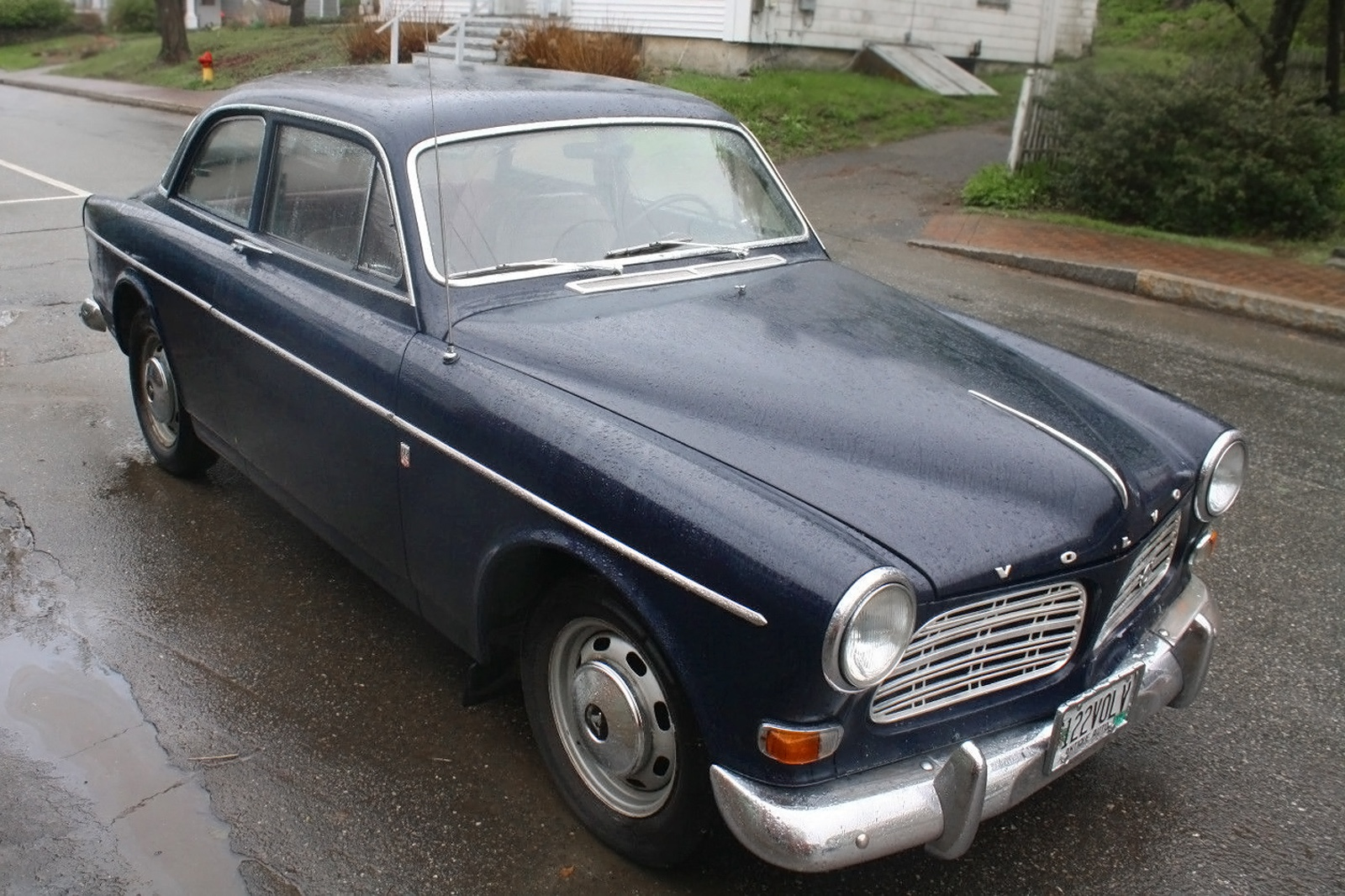 Amazing Amazon: 1967 Volvo P130