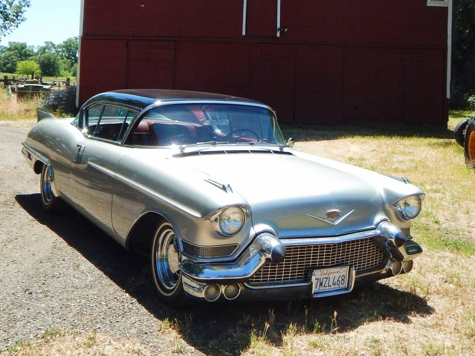 Exclusive 1957 cadillac eldorado for 1957 cadillac 2 door hardtop