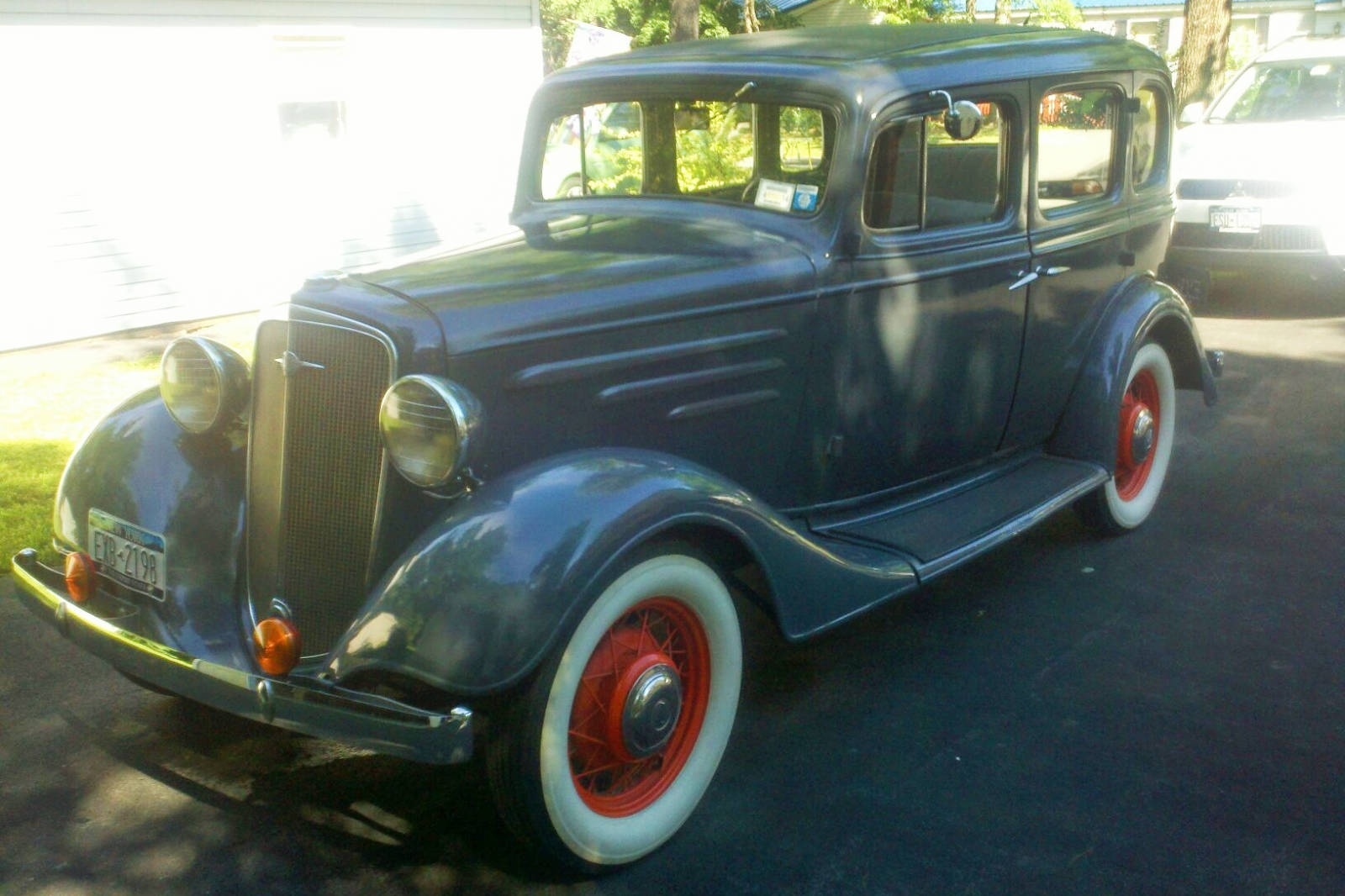 Local Car Auctions >> EXCLUSIVE: 1935 Chevrolet Standard