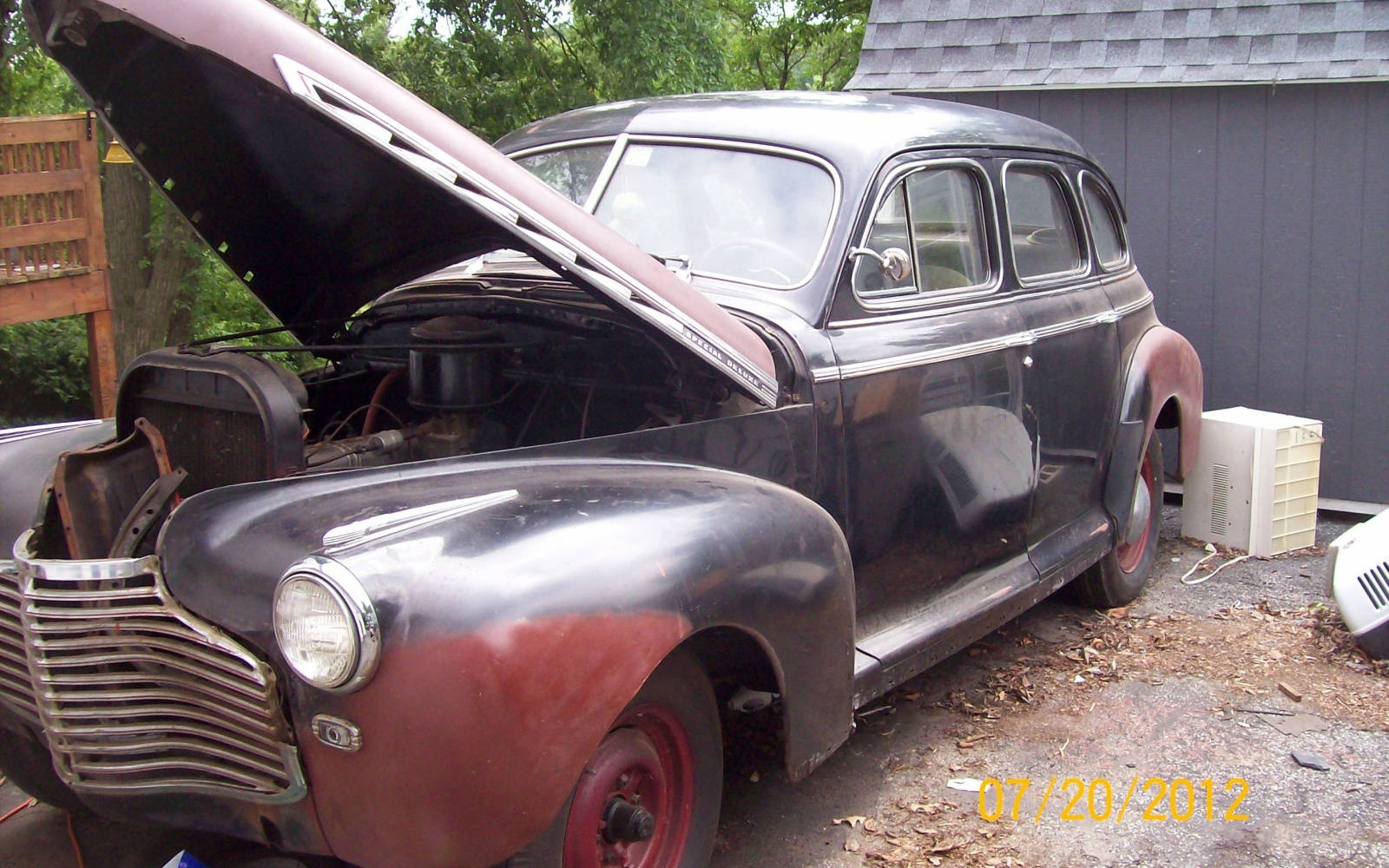 Bf exclusive 1941 chevrolet special deluxe for 1941 chevy special deluxe 4 door sedan